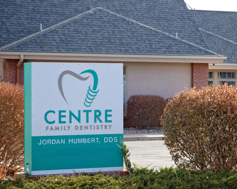 Centre Family Dentistry | Outside view of the Office
